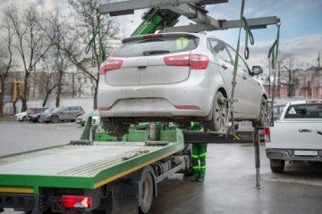 Abschleppmaßnahme – Parken im mobilen absoluten Halteverbot – Leerfahrt
