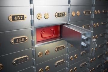 Vermietung Sparkassenbuch-Schließfach – Aufklärungspflicht hinsichtlich des Sicherheitsstandards