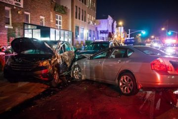 Verkehrsunfall – Unfall im gleichgerichteten Verkehr im Rahmen eines Abbiegevorgangs