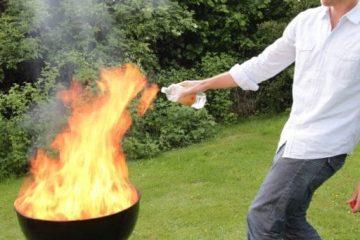 Grillunfall – Schadensersatz nach Verletzung eines Kindes durch einen brennenden Spiritusstrahl