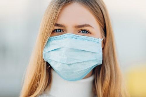 Infektionsschutzrechtliche Verordnung - Pflicht zum Tragen einer Mund-Nasen-Bedeckung