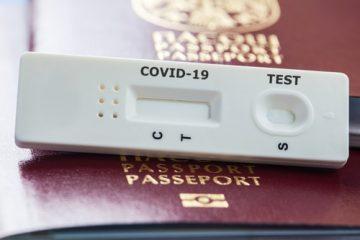 Eilantrag gegen Verordnung zur Testpflicht auf SARS-CoV-2 von Einreisenden aus Risikogebieten