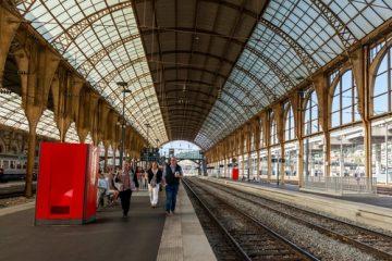 Verkehrssicherungspflicht auf Bahnhof – Bahnsteigkante