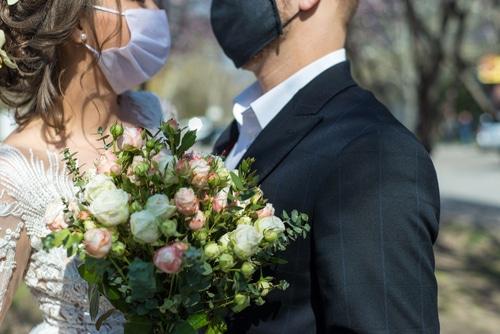 Rechtsschutz gegen Infektionsschutzrechtliche Verordnung - Hochzeitsfeiern - mehr als 50 Personen