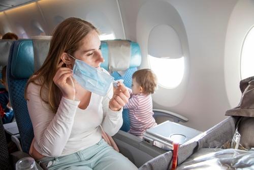 Umgangsrecht Elternteil - Flugreisen in Zeiten der Corona-Pandemie als Alltagsangelegenheiten