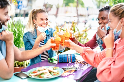 Coronapandemie - Unzulässigkeit einer privaten Party mit 70 Gästen anlässlich eines 26. Geburtstags