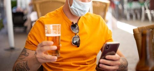 SARS Cov-2-Pandemie - Verbot des Außer-Haus-Verkaufs alkoholischer Getränke