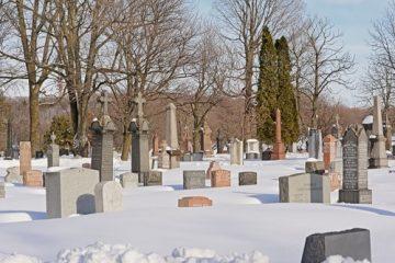 Verkehrssicherungspflicht einer Gemeinde – Streupflicht auf Friedhöfen