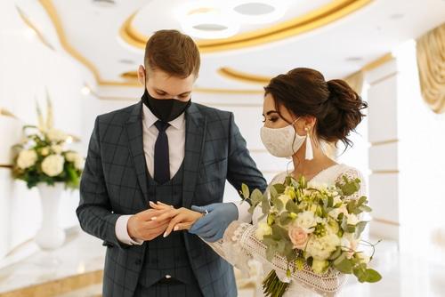 Corona-Verordnung - Beschränkung von Hochzeitsfeiern auf 50 Teilnehmer rechtmäßig