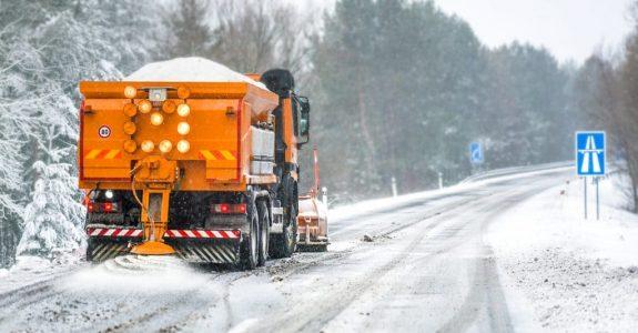 Verkehrssicherungspflicht - winterliche Wetterverhältnissen - Räum- und Streumaßnahmen