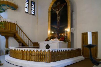 Verkehrssicherungspflicht in einer Kirche