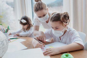 Verpflichtung zum Tragen einer Mund-Nase-Bedeckung im Unterricht