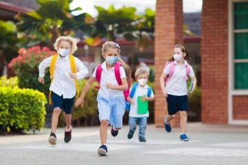 Maskenpflichtbefreiung auf Schulgelände und in Schulgebäuden – ärztliche Bescheinigung