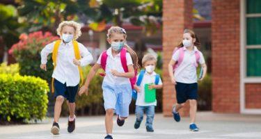 Maskenpflichtbefreiung auf Schulgelände und in Schulgebäuden - ärztliche Bescheinigung