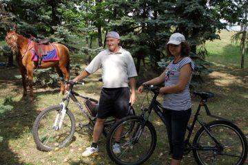 Sorgfaltspflichten eines Radfahrers beim Überholen von Reitern