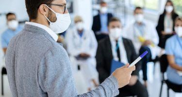 Durchführung einer Karrieremesse in Zeiten der Corona-Pandemie