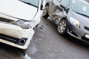 Verkehrsunfall – Kollision in einer Engstelle – Haftung