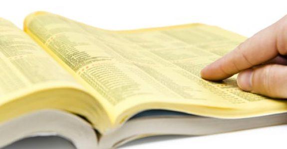 Nichteintragung eines Gewerbetreibenden in ein öffentliches Telefonverzeichnis - Ansprüche