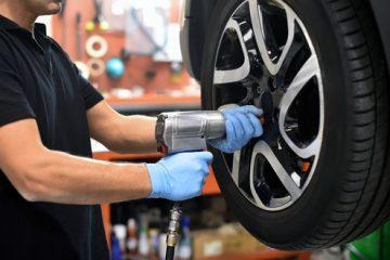 Reifenwechsel in Kfz-Werkstatt – Schrauben nicht nachgezogen – Mitschuld lösen von Reifen