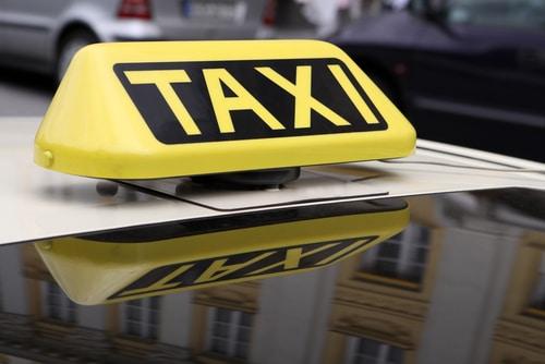 Verkehrsunfall - Erwerbsschadens bei Ausfall einer Taxe