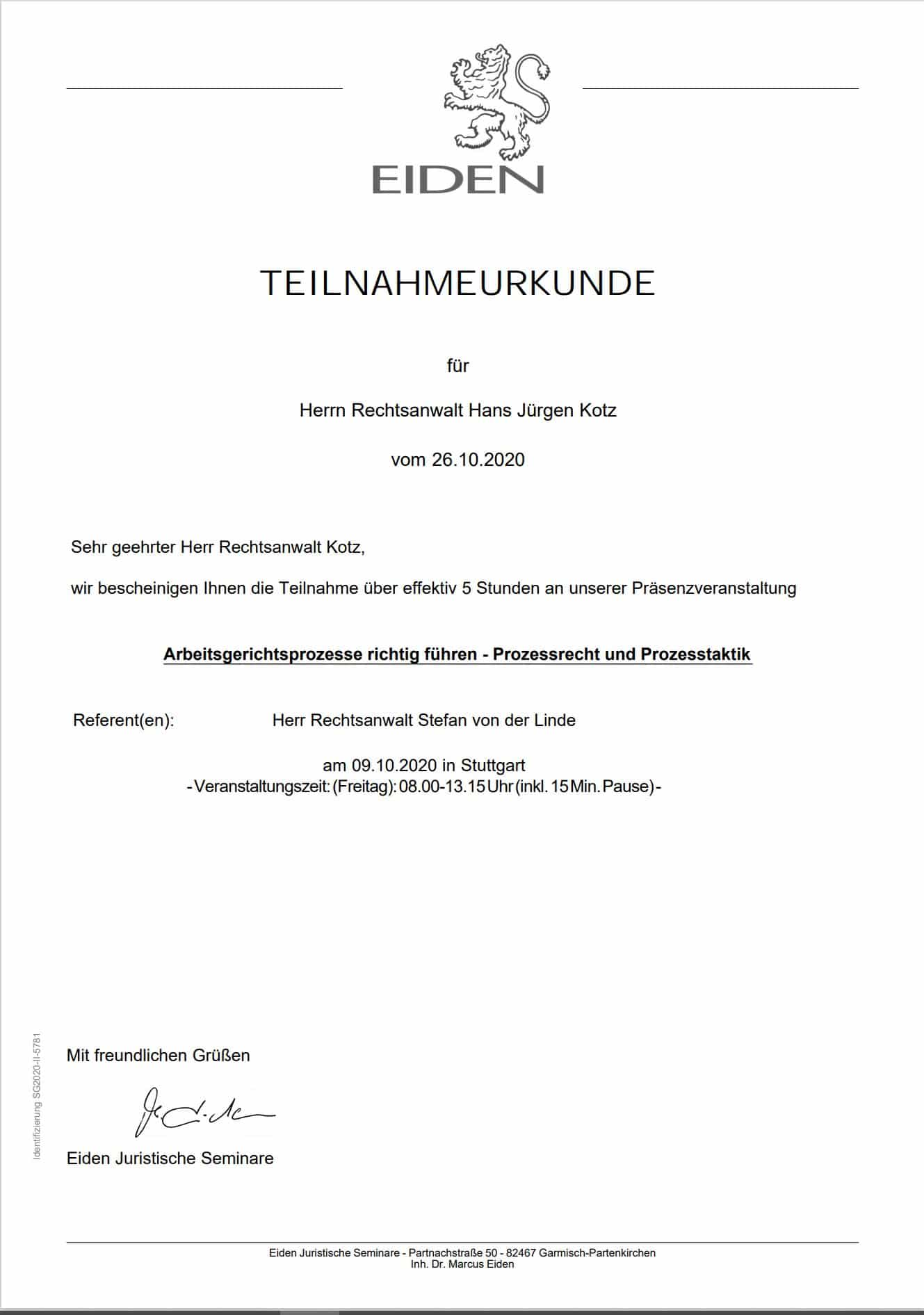 arbeitsrecht-hj-kotz-26102020
