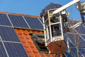 Lieferung und Montage von Photovoltaikanlagen – Minderungsrecht