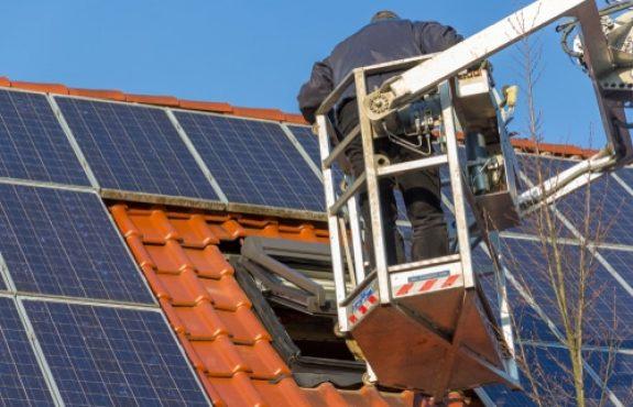 Lieferung und Montage von Photovoltaikanlagen - Minderungsrecht