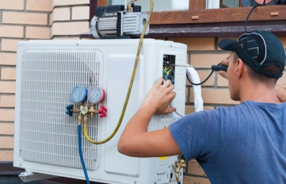Einbau einer Wärmepumpe in eine Heizungsanlage für Erdwärme – Gewährleistung