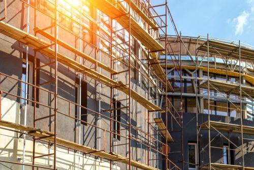 Nachbarrecht - Anspruch auf Duldung von Bau- und Sanierungsarbeiten/Gerüstaufstellung