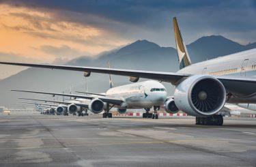 Flugumleitung wegen Umlaufverfahren - Ausgleichszahlung