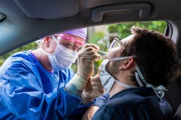 Corona-Pandemie – Erfordernis eines negativen Testergebnisses – Sylturlaub