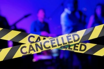 Konzertstornierung wegen Covid19-Pandemie – Kaufpreisrückzahlung