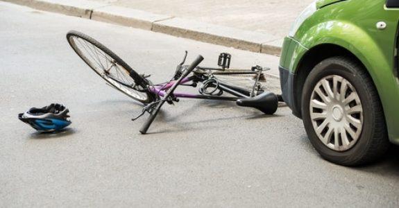 Radfahrerunfall - Schutzbereich des gelben Blinklichts an Lichtzeichenanlagen