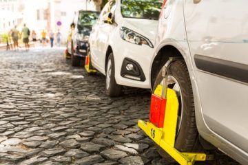 Zwangsgeldverhängung – Falschparker auf Nachbargrundstück