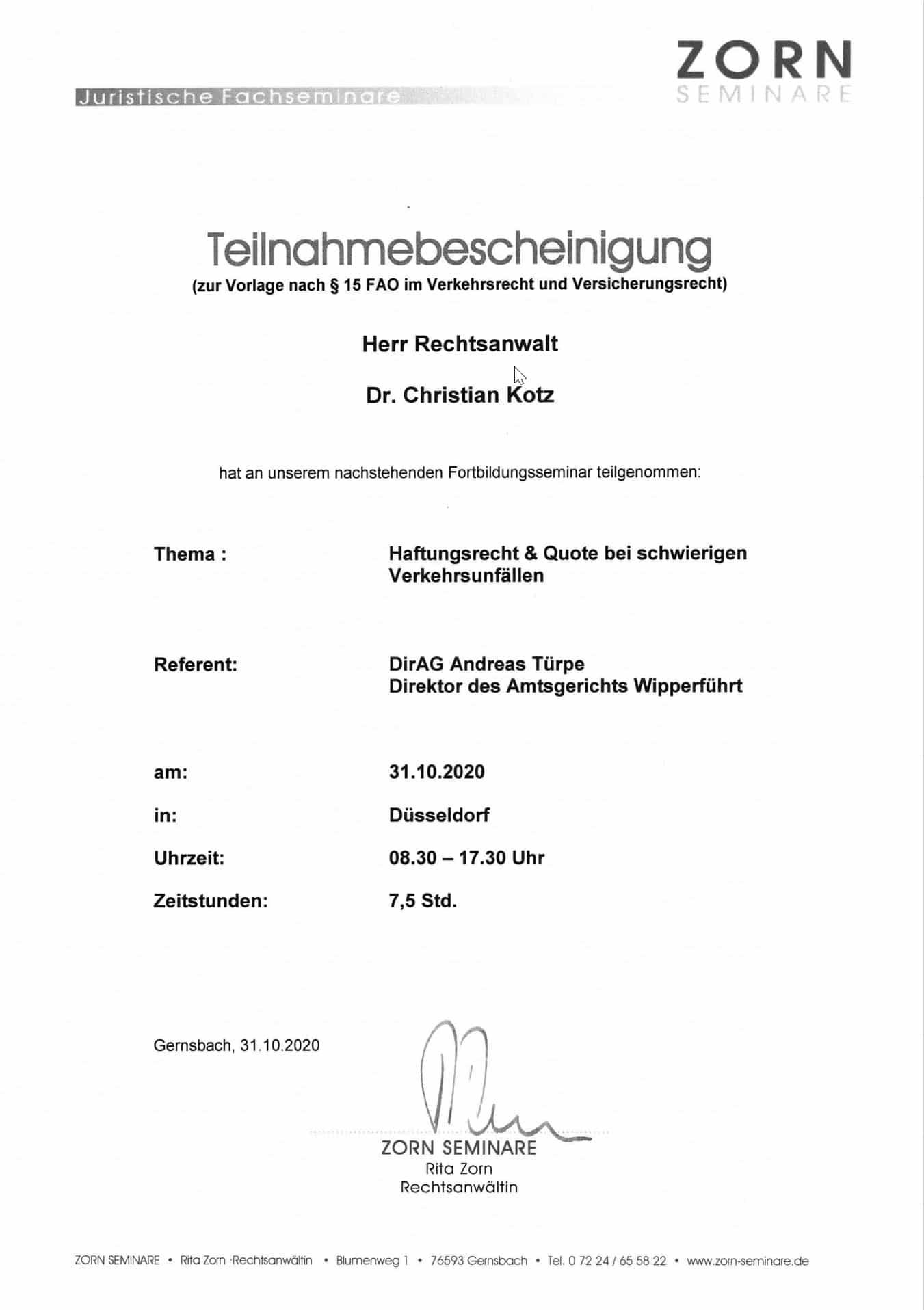 haftungsrecht-31-10-2020-dr-kotz