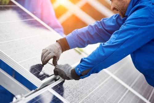 Installation Solaranlage - Schadensersatz wegen Wasserschaden