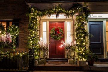 Nachbarrecht und Weihnachtsdekoration – Was ist erlaubt?