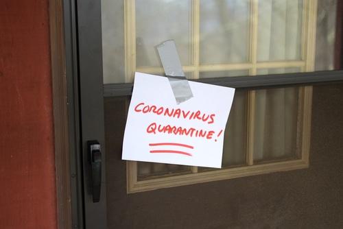 Einstweiliger Rechtsschutz gegen eine 14-tägige Quarantäneverpflichtung