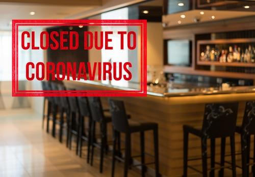 Corona-Pandemie 2. Welle - Außervollzugsetzung der Schließung von Gaststätten
