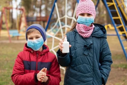 Maskenpflicht auf Schulgelände - Befreiung von Maskenpflicht aus gesundheitlichen Gründen