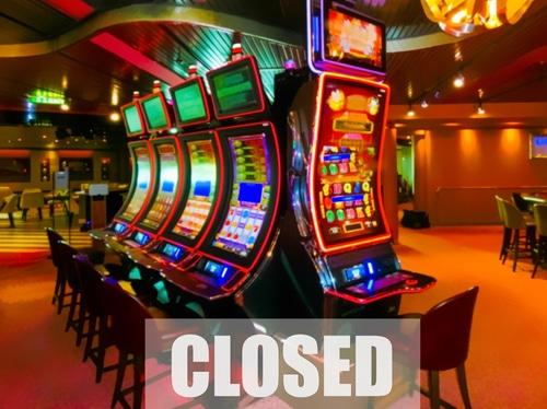 Coronaschutzverordnung - Betriebsverbot für Spielhallen