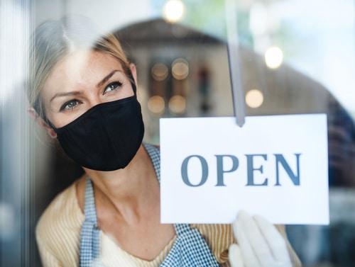 Schließung von Geschäften des Einzelhandels im Verordnungswege aus Anlass der Corona-Pandemie
