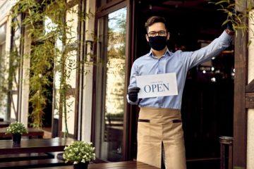Corona-Epidemie – Schließung von Gaststätten – Berufsausübungsfreiheit – Folgenabwägung