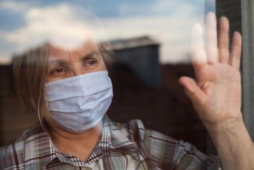 """Corona-Pandemie (""""2. Welle"""") - Außervollzugsetzung von Kontaktbeschränkungen in Öffentlichkeit"""