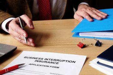 Betriebsunterbrechungsversicherung – coronabedingte Schließung