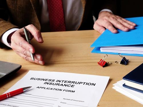 Betriebsunterbrechungsversicherung - coronabedingte Schließung