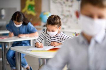 Schulunterricht – Maskenpflicht – CoronaVSchulV BW 6 – Fassung: 22.10.2020