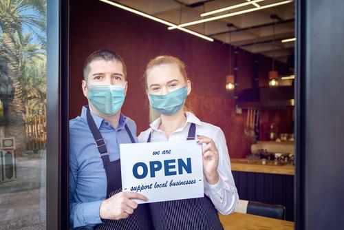 Infektionsschutz - Betriebsverbot für gastronomische Einrichtungen - Zulässigkeit
