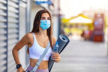 Corona-Pandemie – Untersagung des Sportbetriebs und Fitnessstudio
