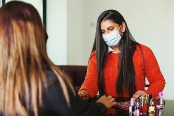 SARS-CoV2-Virus Untersagung körpernaher Dienstleistungen – Kosmetikstudio – Verhältnismäßigkeit